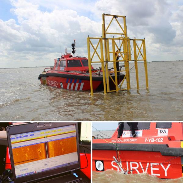 Nieuw: multifunctionele UXO survey vaartuig